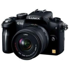 Mirrorless Panasonic Lumix DMC-G10 Kit