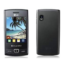 Feature Phone LG P520 Dual Sim