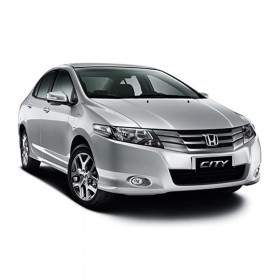 Mobil Honda New City S MT