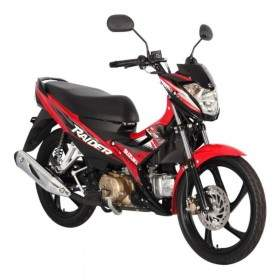 Sepeda Motor Suzuki Satria F115 Young Star