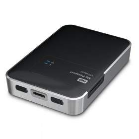 Harddisk HDD Eksternal Western Digital My Passport Wireless 500GB
