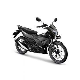 Sepeda Motor Suzuki Satria Black Predator