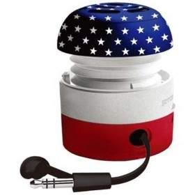 Speaker HP Go Rock American Mini TRMS02MA