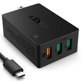 Baterai & Charger HP AUKEY PA-T14