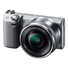 DSLR Sony E-mount DSLR NEX-5RL with SELP1650 Lens