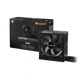 Power Supply Komputer be quiet! System Power 8 600W