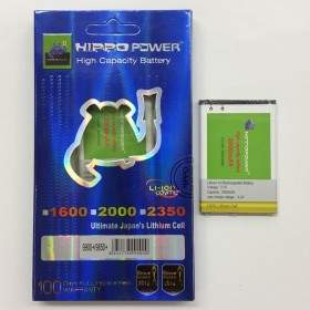 Baterai & Charger HP HIPPO Battery for Blackberry 9790 2000mAh