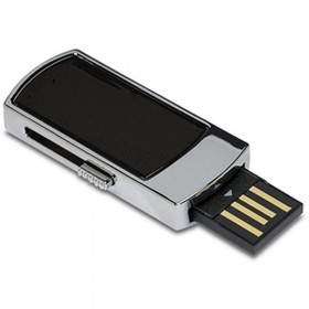 USB Flashdisk Transcend JetFlash V95C Zinc Alloy 4GB