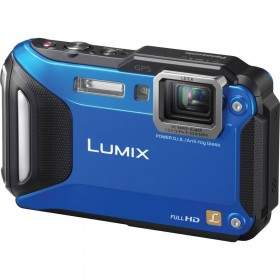Kamera Digital Pocket Panasonic Lumix DMC-TS6
