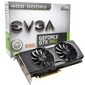 GPU / VGA Card Zotac GTX 960 4GB DDR5