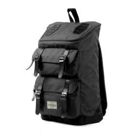 Tas Laptop Visval Majestic Black