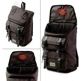 Tas Laptop Visval Majestic Brown