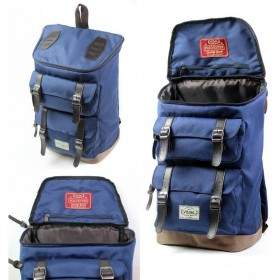 Tas Laptop Visval Majestic Navy