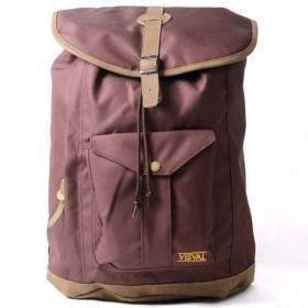 Tas Laptop Visval Soka Brown