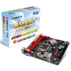 Motherboard BIOSTAR H61MGV3