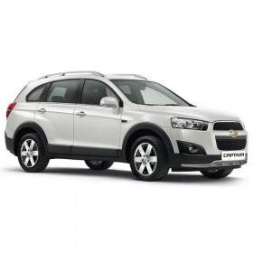 Mobil Chevrolet Captiva 2.0 Diesel AT FWD