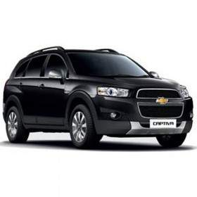 Mobil Chevrolet Captiva 2.4 Gasoline AT FWD