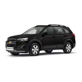 Mobil Chevrolet Captiva 2016 2.0 Diesel AT AWD LT
