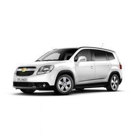 Mobil Chevrolet Orlando LT 1.8 AT