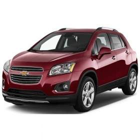 Mobil Chevrolet Trax 1.4T LTZ AT