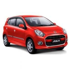 Mobil Daihatsu Ayla Airbag X AT