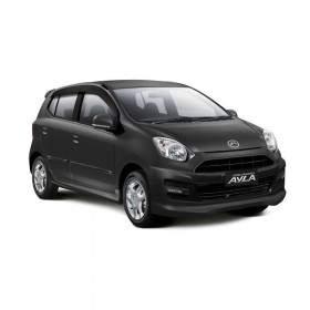 Mobil Daihatsu Ayla X AT