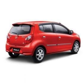 Mobil Daihatsu Ayla X Elegant MT