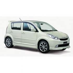 Mobil Daihatsu Sirion D FMC AT
