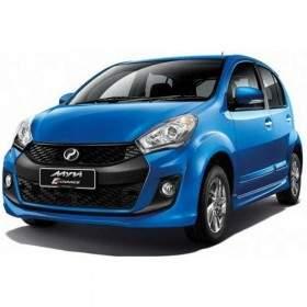 Mobil Daihatsu Sirion D FMC MT
