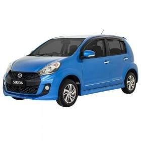 Mobil Daihatsu Sirion D FMC MT SPORT