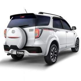 Mobil Daihatsu Terios R Custom AT