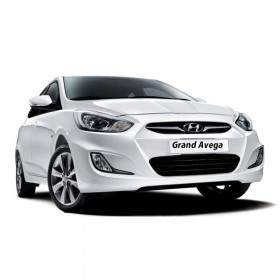Mobil Hyundai Grand Avega GL AT