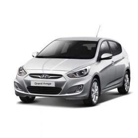 Mobil Hyundai Grand Avega GL MT