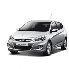 Mobil Hyundai Grand Avega SG AT