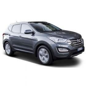 Mobil Hyundai Santa Fe 2.2L CRDi