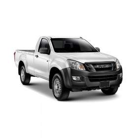 Mobil Isuzu D-Max Single Cab 2.5 MT