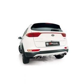 Mobil Kia Sportage 2016 GT Line