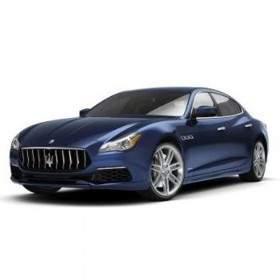 Mobil Maserati Quattroporte SQ4 V6