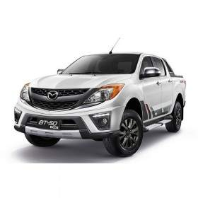 Mobil Mazda BT-50 Pro Double Cabin 4WD Basic