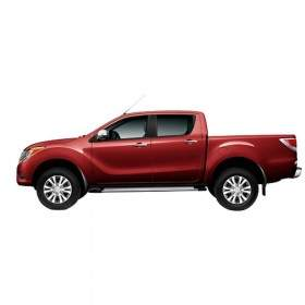 Mobil Mazda BT-50 Pro Double Cabin 4WD High AT