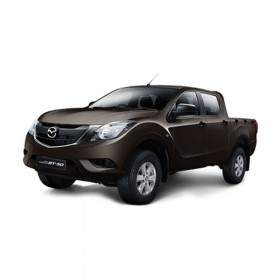 Mobil Mazda BT-50 Pro Double Cabin 4WD Mid