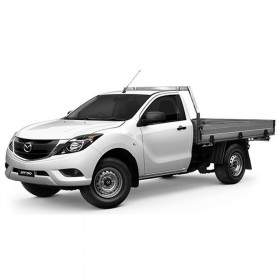 Mobil Mazda BT-50 Pro Single Cabin 2WD