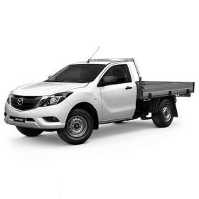 Mobil Mazda BT-50 Pro Single Cabin 4WD