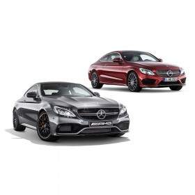 Mobil Mercedes-Benz C-Class C 300 Coupe AMG