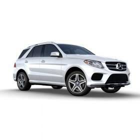 Mobil Mercedes-Benz GL-Class GL 400 Exclusive