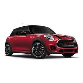 Mobil Mini 3-Door John Cooper works