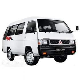 Mobil Mitsubishi L300 Minibus Standard