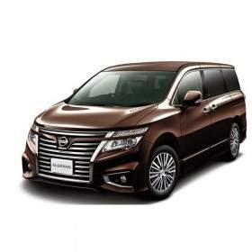 Mobil Nissan Elgrand 2.5L HWS