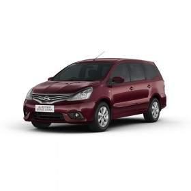Mobil Nissan Grand Livina 1.5 SV MT
