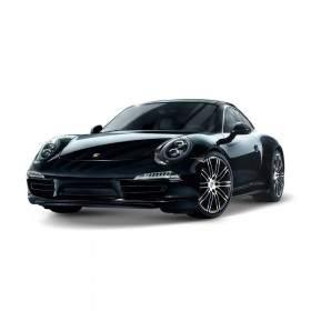 Mobil Porsche 911 Carrera 4 Black Edition Manual